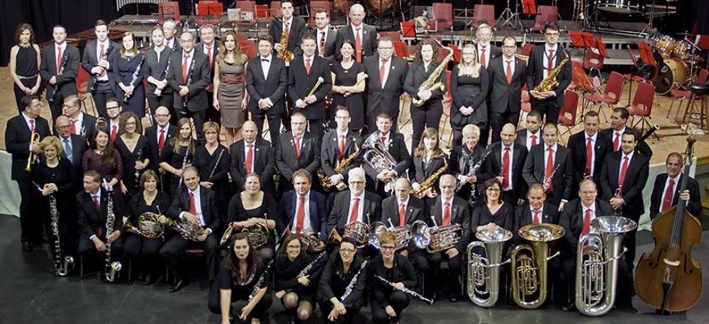 Harmonieorkest de Volksgalm – Powered by Dakwerken Hellinx