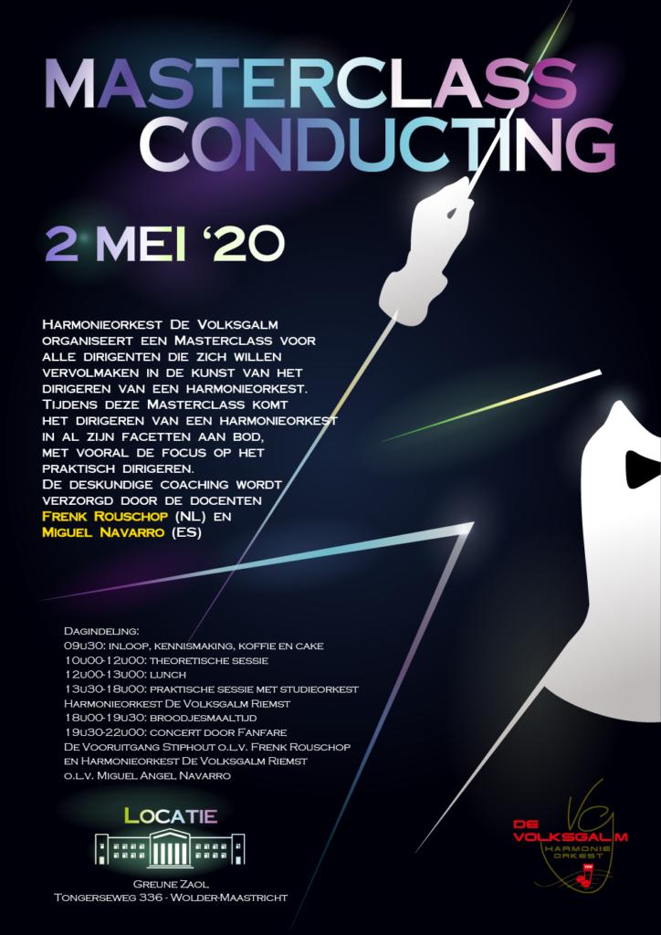 Masterclass Conducting