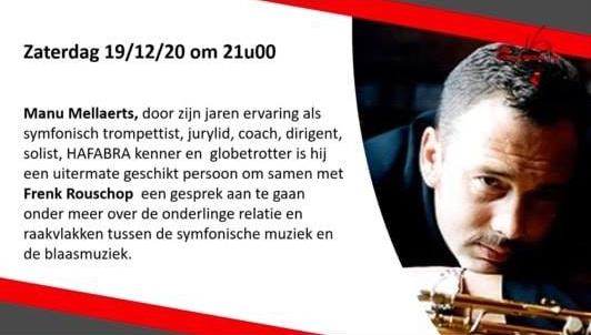 Deelname is gratis  Volg onze facebookpagina voor de registratielinks www.facebook.com/harmonieorkestdevolksgalm